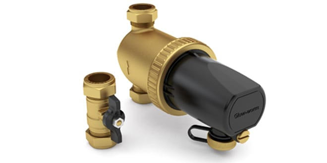 Popular - New Glow-worm filter set to ease installation