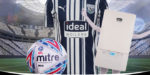 Ideal Boilers celebrates West Brom's promotion to the Premier League with kit giveaway