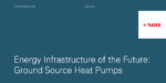 NIBE Energy Systems launches new paper: Energy Infrastructure of the Future: Ground Source Heat Pumps