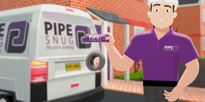 PipeSnug releases new video in time for changes to Part L