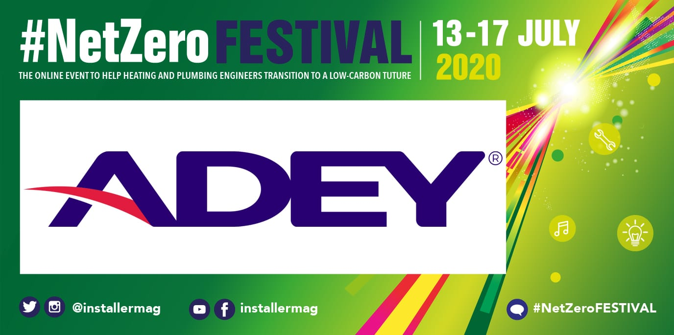 Popular - ADEY discusses how installers can help households reduce carbon footprint at NetZeroFESTIVAL