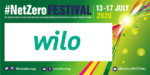 Wilo is talking rainwater harvesting at #NetZeroFESTIVAL – Friday 17 July at noon