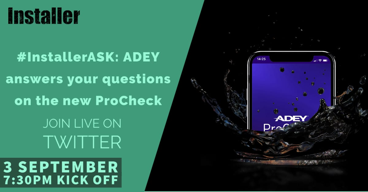 Popular - ADEY answers your questions live on Twitter