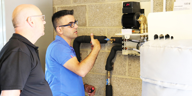 Stuart Turner supplies Mainsboost system to luxury home on Norfolk coast