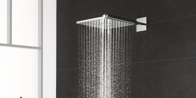 Popular - New market research reveals British showering behaviours