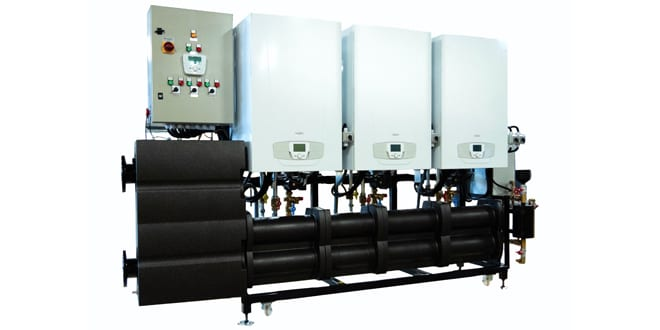 Popular - Potterton Commercial launches new prefabricated Sirius three WH Rig Systems