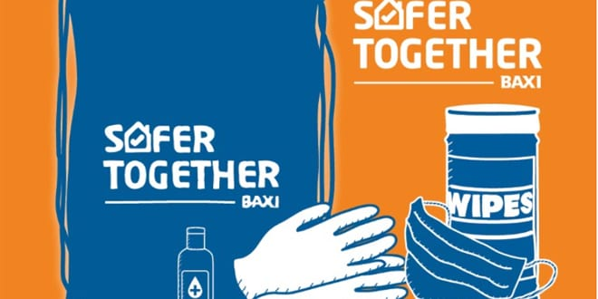 Popular - Baxi reaffirms safety commitment with new Safer Together campaign