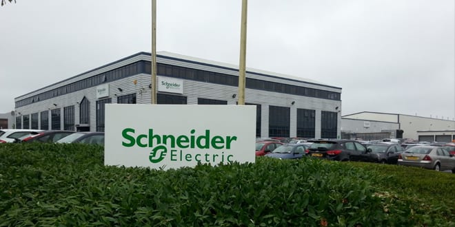 Popular - Schneider Electric reopens electrical safety training centre in Telford