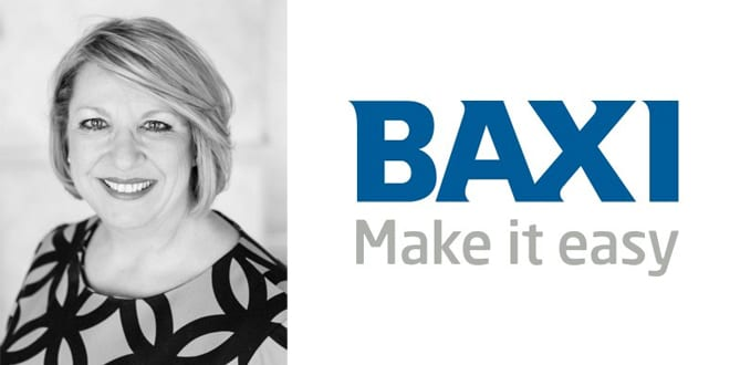 Popular - Karen Boswell OBE announced as new Managing Director of Baxi Heating UK and Ireland