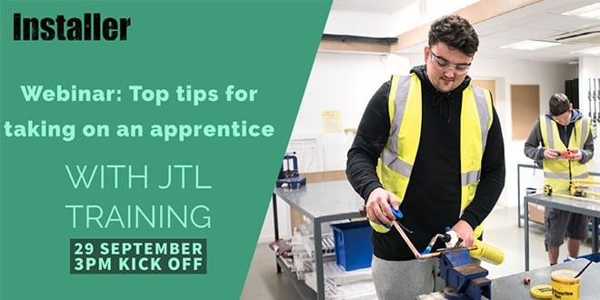 Popular - Webinar: Top tips for taking on an apprentice