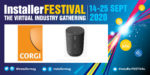 Win a smart speaker with CORGI Services at InstallerFESTIVAL