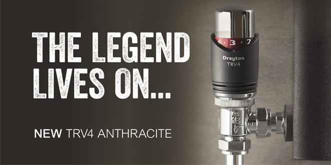 Popular - Introducing the new TRV4 Anthracite from Drayton