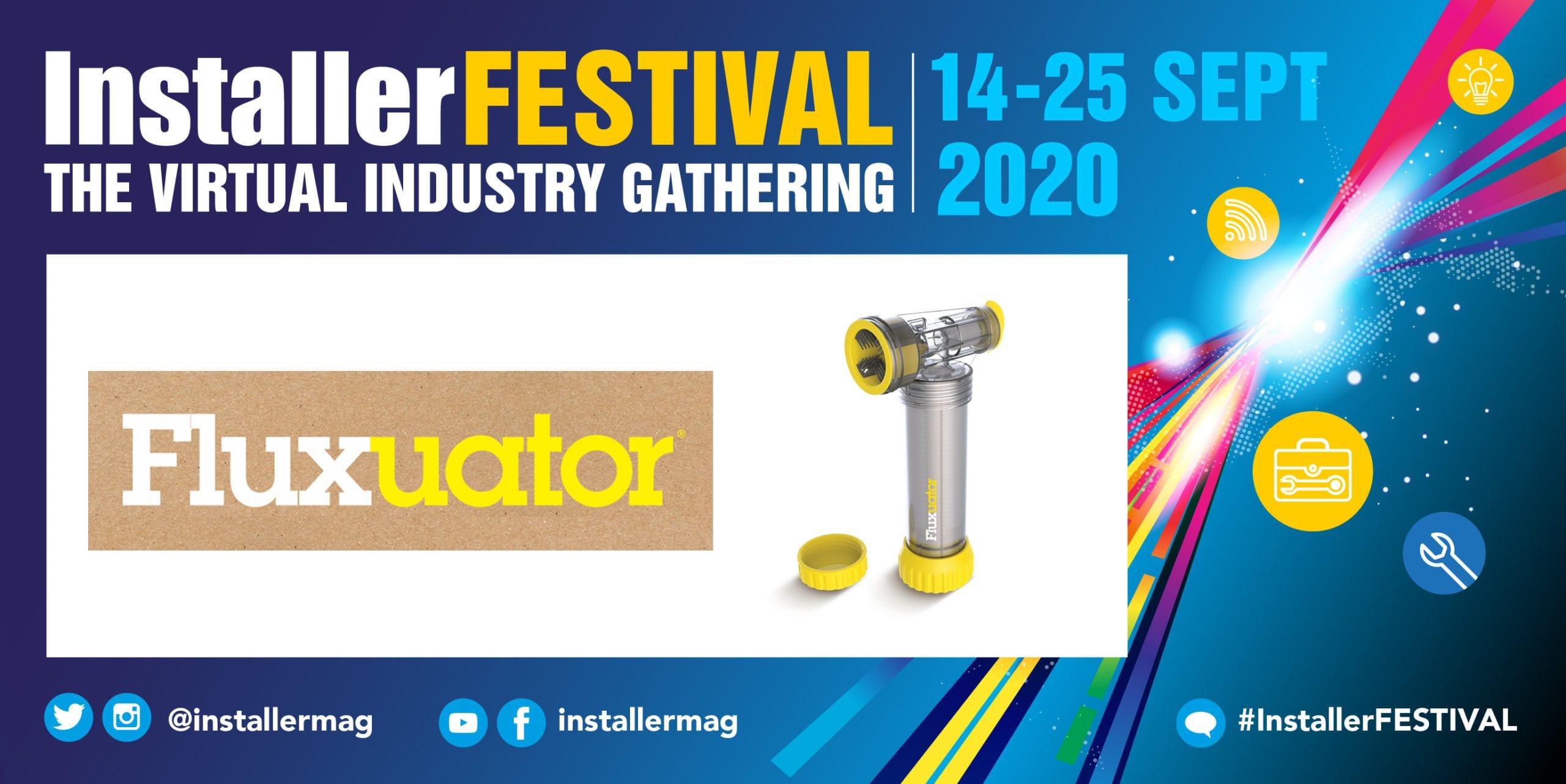 Popular - Win a Fluxuator at #InstallerFESTIVAL