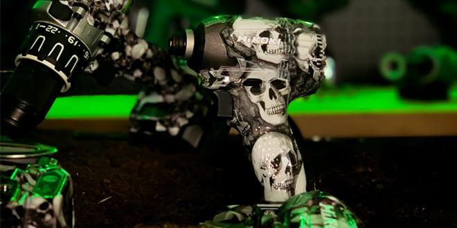 Popular - HiKOKI Power Tools UK launches collectible limited edition SKULL Catacomb range