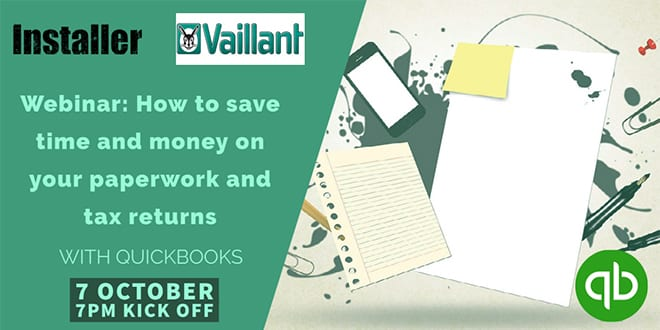 Popular - Webinar: How heating and plumbing engineers can save time and money on their paperwork