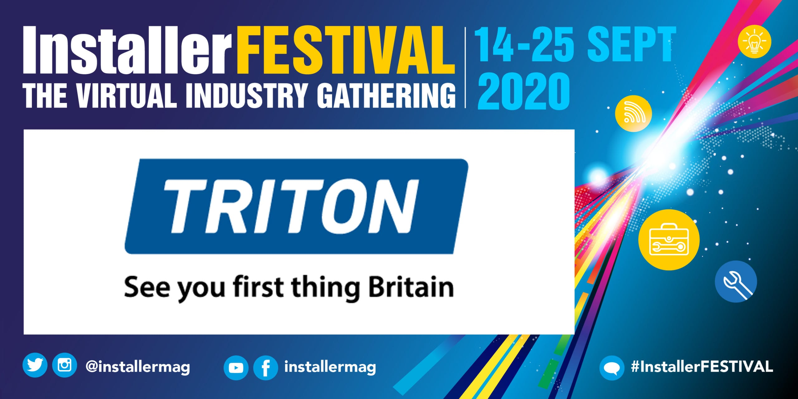 Popular - Discover the perfect fit with Triton at InstallerFESTIVAL