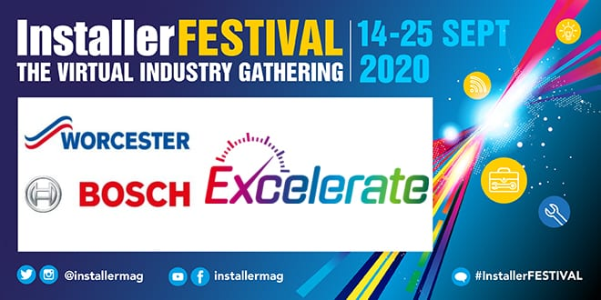 Popular - Q&A: Talking Excelerate with Worcester Bosch – 25th September – 11am