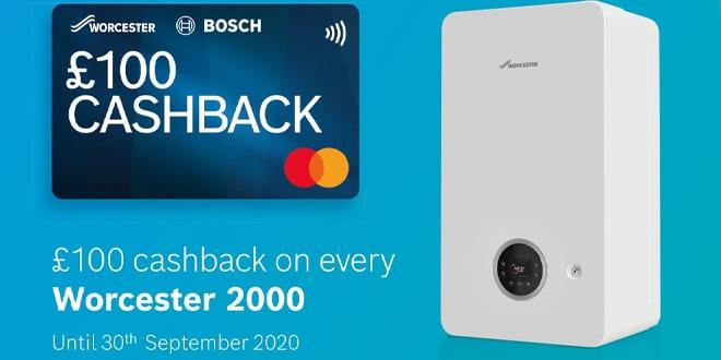 Popular - Worcester Bosch extends Worcester 2000 installer chasback deal