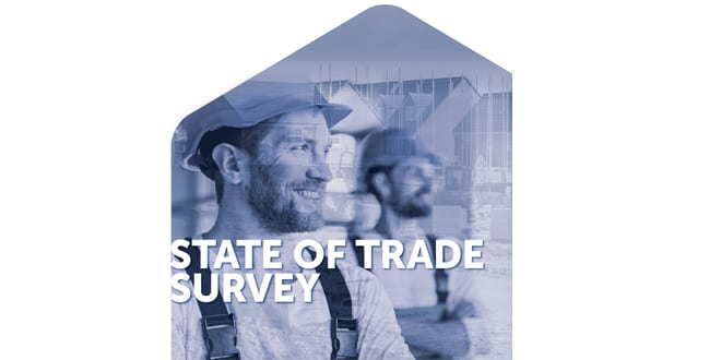 Popular - 1 in 2 builders reported increased workloads in the summer – says new research