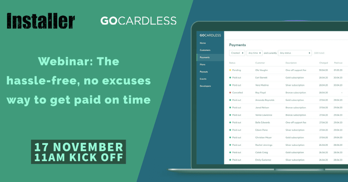 Popular - Webinar: The hassle-free, no excuses way to get paid on time
