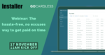 Webinar: The hassle-free, no excuses way to get paid on time
