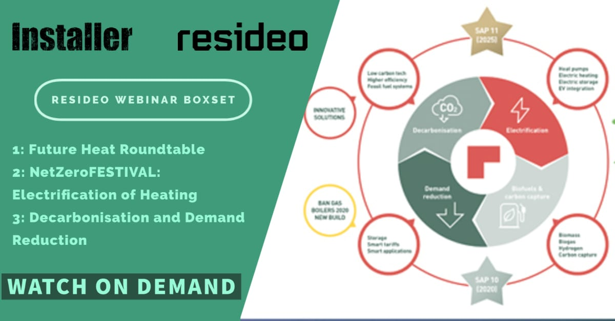 Popular - Resideo roundtable round-up: three expert panel discussions to watch on demand