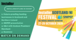 Boxset: Watch all InstallerSCOTLAND/NI FESTIVAL sessions on-demand