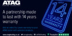 ATAG sets a new level with  industry-leading 14-year warranty