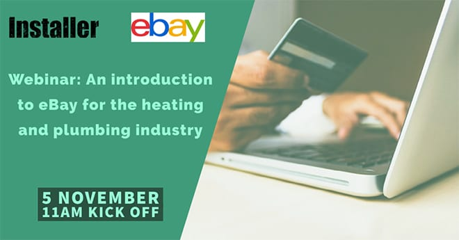 Popular - Webinar: An introduction to eBay for the heating and plumbing industry