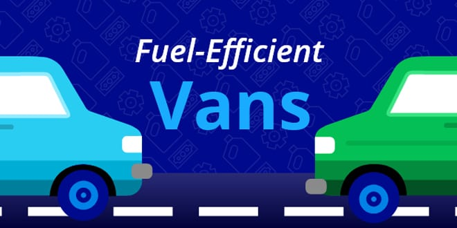 Popular - Revealed: Top 5 most fuel efficient vans for tradespeople