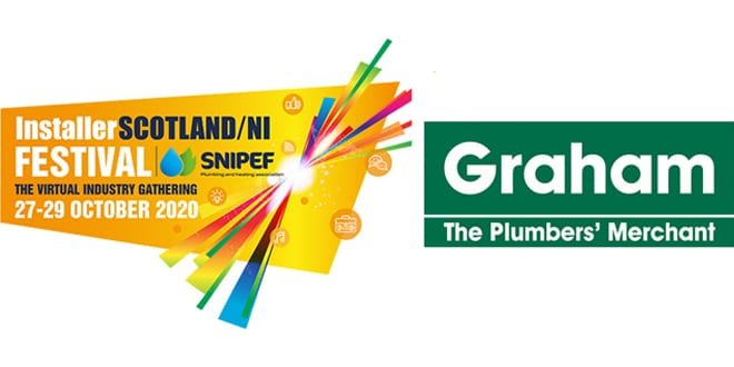 Popular - Q&A with Graham Plumbers' Merchant for InstallerSCOTLAND/NI FESTIVAL