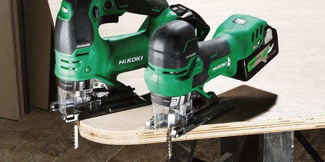 Popular - HiKOKI launches powerful cordless jigsaws