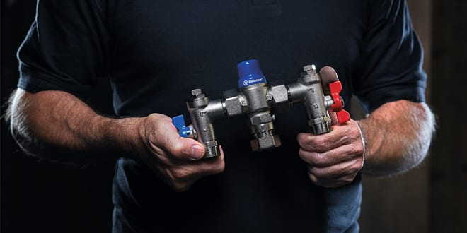 Popular - Safeguarding commercial hot water systems with TMVs