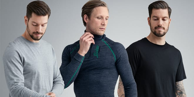 Popular - Product focus: Check out Snickers Workwear Sustainable Merino Wool Clothing