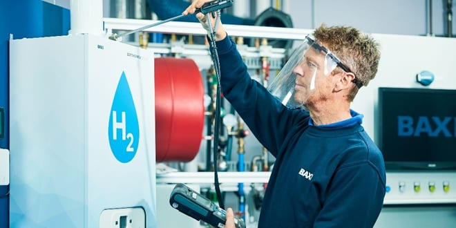 Popular - Baxi Heating commits to net zero operations by 2030