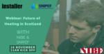 Webinar: Future of Heating in Scotland