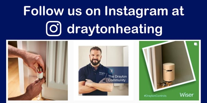 Popular - Drayton launches professional Instagram