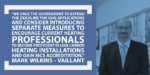 Vaillant calls for extension to Green Homes Grant