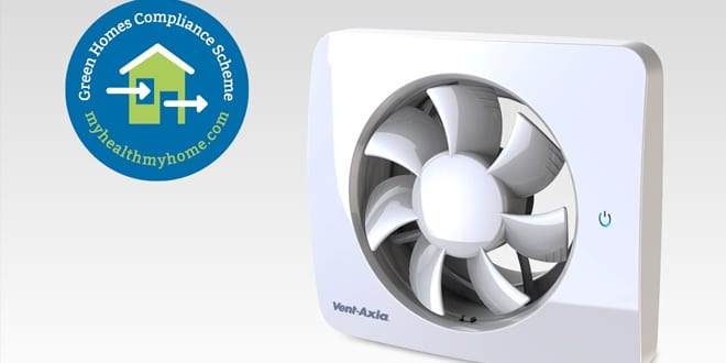 Popular - Vent-Axia welcomes Green Homes Compliance Scheme