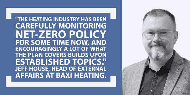"""Popular - Ten Point Plan represents """"a significant statement of intent"""" – Says Baxi's Jeff House"""