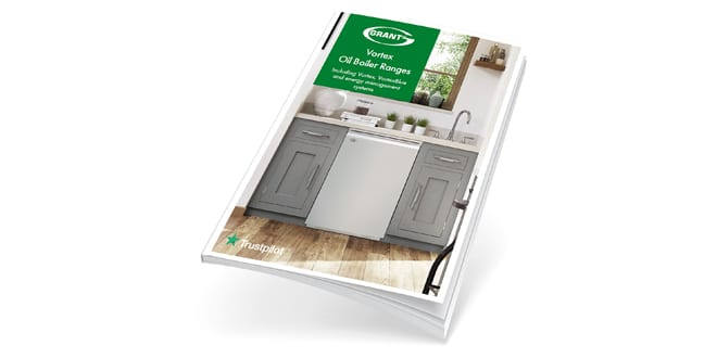 Popular - Grant UK's new 52-page oil boiler brochure