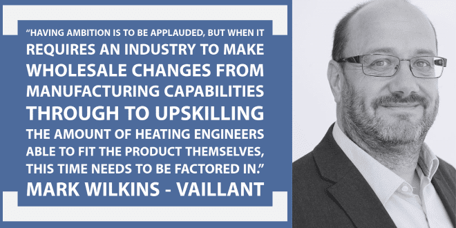 Popular - Vaillant's Mark Wilkins looks at the Sixth Carbon Budget