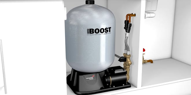 Popular - How to install an AccuBoost accumulator tank