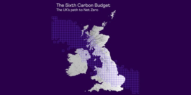 Popular - The Climate Change Committee (CCC) announces Sixth Carbon Budget