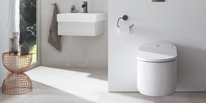 Popular - GROHE's Rapid SLX system gets Quiet Mark certification
