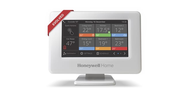 Popular - Resideo enhances  Honeywell Home evohome smart zoning system with four new features