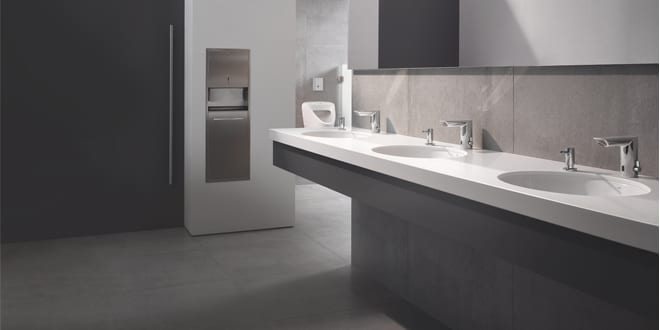 Popular - Grohe launches new RIBA-approved CPD module: Hygiene Optimisation for Sanitary Facilities