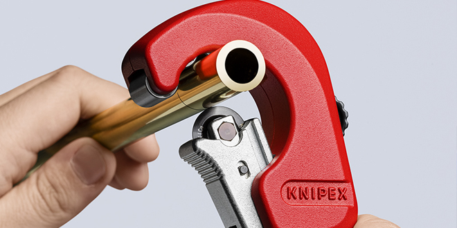 KNIPEX releases TubiX® Pipe Cutter video guide