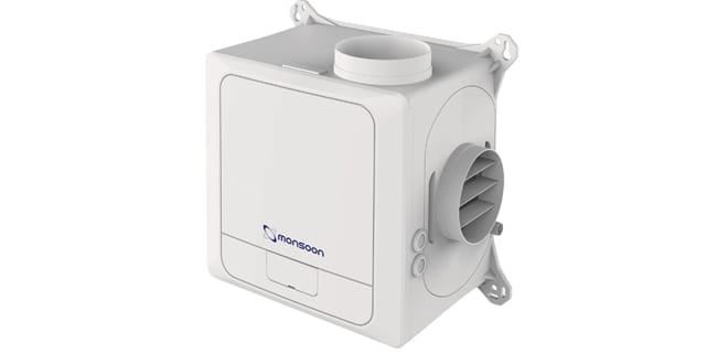 Popular - National Ventilation adds new MEV to its popular  whole house ventilation range