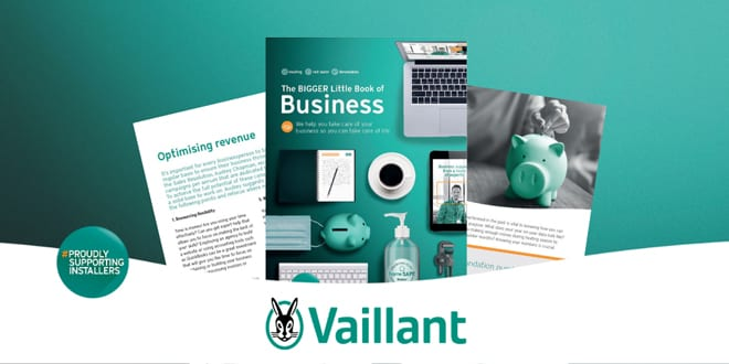 Popular - Vaillant launches new Bigger Little Book of Business
